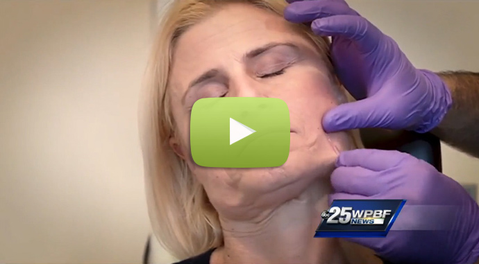 Cosmetic procedure claims to lift your skin without surgery